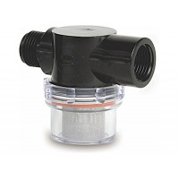 "SHURflo 255-313 Classic Series Twist-On Strainer (1/2"" FPT x 1/2"" )"