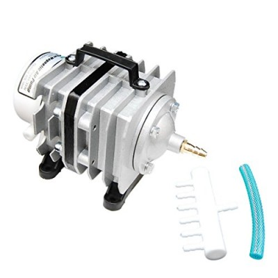Commercial Air Pump - 6 Outlets - 40 Liters per Minute - 35 Watts