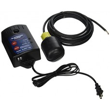 Superior Pump 92060 Sump Alarm System with 15-Foot Tethered Float Switch