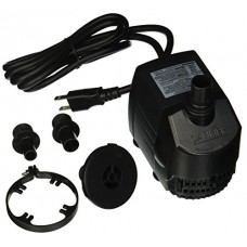 Supreme (Danner) ASP06537 Aqua Supreme Submersible Pump for Aquarium, 725 GPH
