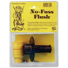Valterra Products, Inc. A-70 No Fuss Flush with Check Valve by Valterra