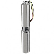 Wayne T75S10-4 3/4 HP, 2-Wire, Deep Well Stainless Submersible Pump