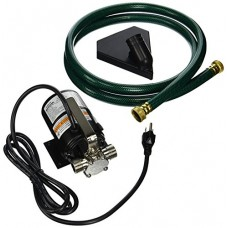 Zoeller 311-0002 115-Volt Single Phase Mighty Mover Non-Submersible Utility Pump for Dewatering