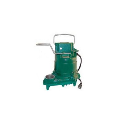 Zoeller 53-0002 N53 Mighty-Mate Non-Automatic Submersible Pump, 115-Volts